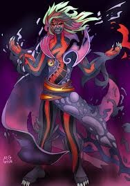 Hades Of Kid Icarus By TwilightMoon1996