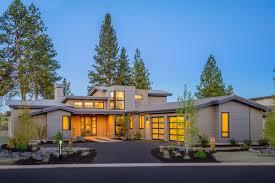 100 Mountain Modern Design Plan 54202HU LightFilled House Plan