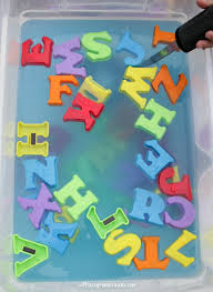 ABC Practice For Kids With Alphabet Soup