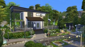 100 Best Houses Designs In The World Se YouTubers Make Money Building Tiny Houses On Sims