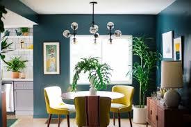 feature wallpaper uk zimmer innenarchitektur grün esszimmer