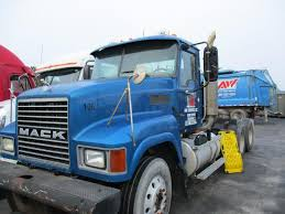 MACK CHN613 Complete Vehicle #1238920 - For Sale At Houston, TX ...