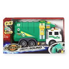 100 Rubbish Truck Fast Lane Lights Sounds Garbage ToysRUs Singapore