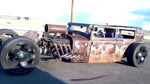 100 Rat Rod Tow Truck Cruise Build Rod 2013 Part I New Epic Video