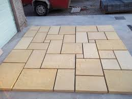 Patio Slabs by 30 Square Meters Of Patio Slabs Delivered Anywhere In Northern