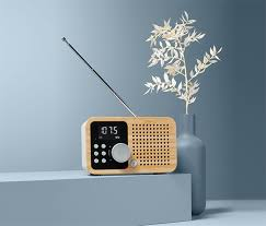fm kompaktradio bambus