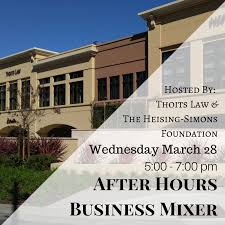 Business After Hours Mixer