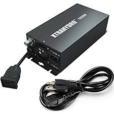 1000 Watt Hps Bulb And Ballast by Amazon Com Ipower 1000 Watt Digital Dimmable Electronic Ballast