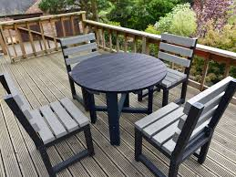Urban Cromford Lees Garden Dining Set Alexia 5 Pcs Contemporary Set 4 Black Chairs And White Modern Table Inspire 5piece Greywhite Kids Table And Chair Set Garden Trading Rive Droite Bistro Chairs Shutter Blue Costway Piece Ding Wood Metal Kitchen Breakfast Fniture Black Rakutencom Black Table Chairs Dorel Living Devyn 3piece Faux Marble Pub Ikea In Camberwell Ldon Gumtree Brooklyn Oak Leather Bro103 Warmiehomy Glass 6 With 2375 Square Inoutdoor 2 Meco Sudden Comfort Deluxe Double Padded Back Card Courtyard Cosco Foldinhalf Folding