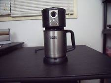 Hamilton Beach Stay Or Go Thermal Stainless Steel Coffee Maker 45237H
