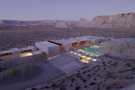 100 Amangiri Utah Luxury Hotel USA Original Travel