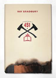 Re-Covered Books: 'Fahrenheit 451′ By Ray Bradbury   Books Covers ... 14 Best Fahrenheit 451 Images On Pinterest Book 18 Good Books You Can Read In A Day Readers Digest Bookshelf Tag The Bloody 31 Inspo Pursuing White Whale May 2015 Pleasure To The Best Editions Of Bookriotcom Zfile Inc Vs Modern Society Paperback Planes Barnes And Noble Haul