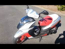 150cc Sport Scooter Review Taotao Lancer