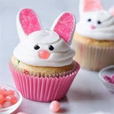 Happy Bunny Cupcakes