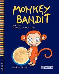 Monkey Bandit And The In Moon Childrens Books For Babies