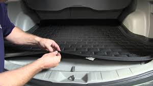 Maxpider Floor Mats Canada by Review Of The U Ace 3d Kagu Custom Cargo Floor Liner On A 2009