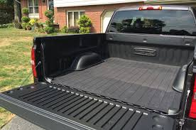 F150 Bed Mat by How Realistic Is The Chevy Silverado Bed Test
