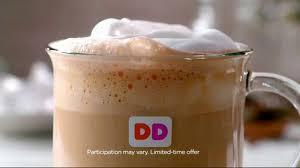 Pumpkin Spice Latte Dunkin Donuts Ingredients by Dunkin U0027 Donuts Latte Tv Commercial U0027enjoy The Taste Of Fall