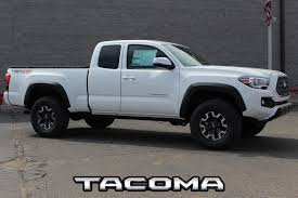 New 2018 Toyota Tacoma TRD Off Road Access Cab 6' Bed V6 4x4 AT In ...