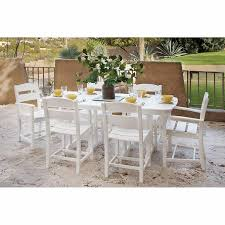 Kirkland Brand Patio Furniture by Classics 7 Piece Dining Set By Ivy Terrace