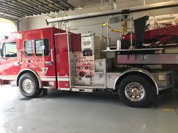 100 Fire Trucks Unlimited 2009 SpartanCrimson 103 Tiller For Sale 2009 Trucks