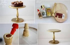 DIY Creative Cake Stands Ideas So Creative Things
