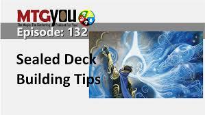 Mtg Deck Builder App by Building A Magic Deck Radnor Decoration