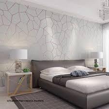 zündend schlafzimmer tapete modern design
