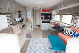 This Colorful RV Makeover Will Surely Inspire You In Only 6 Days RVing Family Completely Changed The Look Of Their