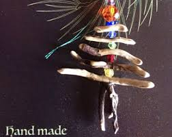 Driftwood Christmas Trees Cornwall by Driftwood Christmas Etsy