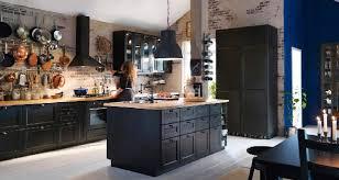 les cuisine ikea la cuisine ouverte inspire les collections ikea et castorama