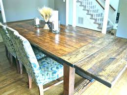 Dining Room Table With Extension Extender Pads Extenders Amazing Round