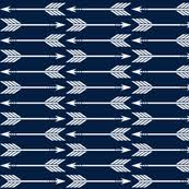 Arrows Fabric Wallpaper Gift Wrap
