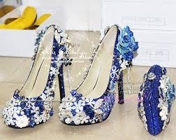 aliexpress com buy royal blue pumps shoes new customized amazing