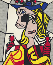 This Pop Art By Roy Lichtenstein Was Painted In 1963 And Inspired Picassos Dora Maar The World Spoofs Of Another Masters Work Do Not Carry