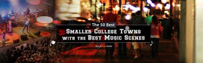 Gas Lamp Des Moines Capacity by 50 Best Smaller College Towns With The Best Music Scenes