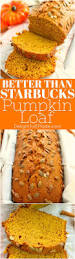 Starbucks Pumpkin Spice Scone Recipe by If You U0027re Looking For An Amazing Pumpkin Bread Recipe Look No