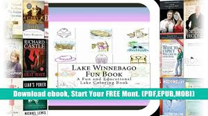 Audiobook Lake Winnebago Fun Book A And Educational