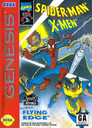 Spider Man X Men Arcade s Revenge Box Shot for Genesis GameFAQs
