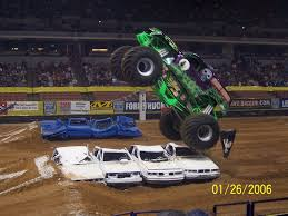 Shane Shares. . .: February 2006 Monster Jam 101 Review At Angel Stadium Of Anaheim Macaroni Kid Grave Digger Truck Driver Recovering After Serious Crash Report Guts And Glory Show To Draw Big Crowds Saturday Central Florida Top 5 Sudden Impact Racing Suddenimpactcom My Experience At Monster Jam Wintertional Brings Thousands Salem Civic Center 2017 Roanoke Virginia Wheelie Winner
