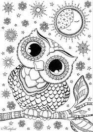 25 Unique Owl Coloring Pages Ideas On Pinterest