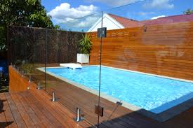 Glass Pool Fencing Functionality And Beauty