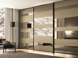Wardrobes Flat Pack Wardrobes Sliding by Mirrored Glass Wardrobe With Sliding Doors Mixed With Grey Carpet