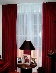 Black And Red Living Room Decorating Ideas by Sheer Curtain Ideas For Living Room Ultimate Home Ideas