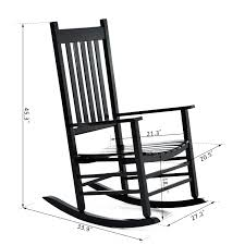 Outsunny Porch Rocking Chair Outdoor Patio Wooden Rocker - Black ... Hampton Bay Black Wood Outdoor Rocking Chairit130828b The Home Depot Garden Tasures Chair With Slat Seat At Lowescom Amazoncom Casart Indoor Wooden Porch Chairs Lowes White Patio Wicker Rocker Wido 3 Piece Set 2 X Black Rocking Chair And Table Garden Patio Pool Ebay Graphics Of Imposing Walmart Recliner Sale Highwood Usa Lehigh Recycled Plastic Inoutdoor 3pc Set With Cushion Shop Intertional Concepts