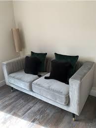 my picture graues sofa slender im wohnzimmer