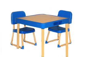 Child's Table And 2 Chairs For Rent