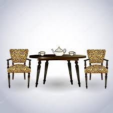 Two Chairs, Table, Teapot, Leopard, Tea Cups - Vector ... Traditional Ding Room With Tribal Print Accents Pair Of Leopard Parson Chairs In The Style Milo Baughman Custom Az Fniture Terminology To Know When Buying At Auction 2 Print Table Lamps Priced To Sell Heysham Lancashire Gumtree Amazoncom Ambesonne Runner Pink And Tub Chair Brand New In Sealed Polythene Rattray Perth Kinross Tips Buy A Ghost Chair Interior Design York Avenue Lisbon Ding Modern On Cowhide Modshop Casa Padrino Luxury Baroque Room Set Blue Silver Cr Laine Fniture Gold Amesbury Quality Chairs Tables Sets