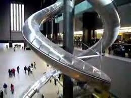 slides in tate modern gallery