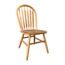 Arrowback Side Chair - TENNESSEE ENTERPRISES, INC.